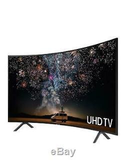 Nouveau Samsung Smart Tv 49 Pouces 4k Ultra Hd Wifi Led Tv Courbe App Et Design Slim