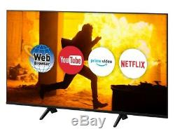 Panasonic Tx-40gx700b 40 Pouces Smart 4k Ultra Hd Hdr Led Tv Tnt Play Usb Rec