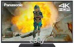 Panasonic Tx-43fx550b Téléviseur Led Haute Définition 4k Ultra Hd Hdr 4k Ultra Hd Avec Hdr