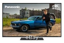 Panasonic Tx-43gx550b 43 Pouces Smart 4k Ultra Hd Hdr Led Tv Tnt Lecture