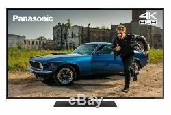 Panasonic Tx-43gx550b 43 Pouces Smart 4k Ultra Hd Hdr Tv Led Ex-display