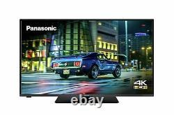 Panasonic Tx-43hx580b 43 Pouces 4k Ultra Hd Hdr Smart Wifi Tv Led