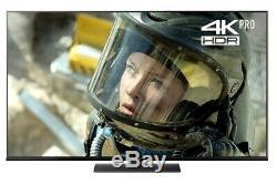 Panasonic Tx-49fx740b Téléviseur Smart 4k Ultra Hd Hdr 49 Pouces Avec Lecteur Blu-ray Hd