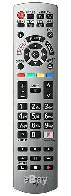 Panasonic Tx-49fx750b Téléviseur Led Smart Wifi Ultra-haute Définition Hdr 49 Pouces, Argent