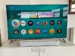 Panasonic Tx-50dx700b Téléviseur Led Ultra-intelligent 4k 4 Pouces Ultra Hd Avec Tnt