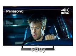 Panasonic Tx-50gx800b Téléviseur Led Smart 4k Ultra Hd Hdr De 50 Pouces Compatible Avec Alexa
