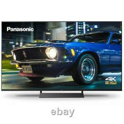 Panasonic Tx-50hx800b 50 Pouces Smart 4k Ultra Hd Hdr Tv Led 5 Ans De Garantie