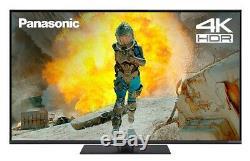 Panasonic Tx-55fx550b 55 Pouces Smart 4k Ultra Hd Hdr Led Tv Tnt Lecture Wifi