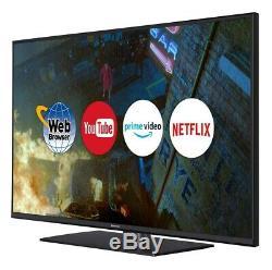 Panasonic Tx-55fx555b 55 Pouces Smart 4k Ultra Hd Hdr Led Tv Tnt Lecture Wifi