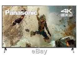 Panasonic Tx-55fx700b Téléviseur Led Smart 4k Ultra Hd Hdr Hd De 55 Pouces, Enregistrement Usb
