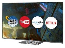 Panasonic Tx-55fx750b 55 Pouces Smart 4k Ultra Hd Hdr Led Tv Tnt Play Usb Rec
