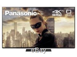 Panasonic Tx-55fz802b Téléviseur Oled Ultra Hd Hdr 55 Pouces Smart 4k Lecture En Mode Freeview