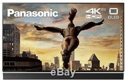 Panasonic Tx-55fz952b Téléviseur Oled Ultra Hd Hdr 55 Pouces Smart 4k Lecture En Mode Freeview