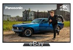 Panasonic Tx-55gx550b 55 Pouces Smart 4k Ultra Hd Hdr Led Tv Tnt Lecture