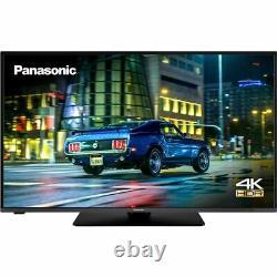 Panasonic Tx-55hx580bz 55 Pouces Smart Tv 4k Ultra Hd Led Tnt Hd 4 Hdmi