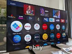 Panasonic Tx-55jx940b (2021) 55 Pouces Led Hdr 4k Ultra Hd Smart Tv, Les Applications Freeview