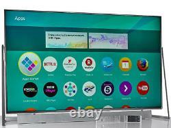 Panasonic Tx-58dx802b 58-inch 3d Smart 4k Ultra Hd Hdr Tv Led Incluant La Barre De Son
