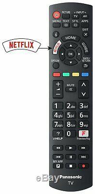 Panasonic Tx-58gx700b 58 Pouces 4k Ultra Hd Hdr Intelligent Wifi Tv Led Noir