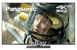 Panasonic Tx-65fx750b Téléviseur Smart 4k Ultra Hd Hdr 65 Pouces À Del, Lecture Gratuite