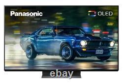 Panasonic Tx-65gz1000b 65 Pouces Smart 4k Ultra Hd Hdr Oled Tv Tnt Lecture