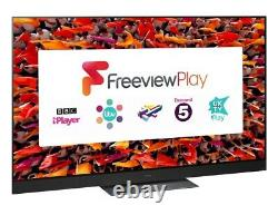 Panasonic Tx-65gz2000b 65 Pouces Smart 4k Ultra Hd Premium Oled Tv Freeview Play