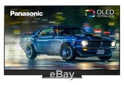 Panasonic Tx-65gz2000b 65 Pouces Smart 4k Ultra Premium Hd Oled Tv Tnt Lecture