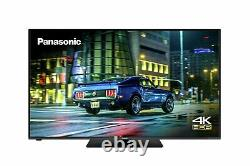 Panasonic Tx-65hx580b 65 Pouces 4k Ultra Hd Hdr Smart Wifi Tv Led Noir