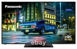 Panasonic Tx-65hx600b 65 Pouces 4k Ultra Hd Led Tv/smart Tv