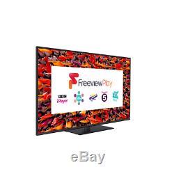 Panasonic Tx55fx550b Téléviseur À Led Ultra Hd 4k 4 Pouces, Noir, Avec Hdmi