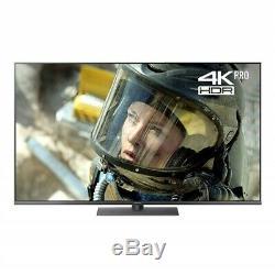 Panasonic Tx55fx750b Téléviseur Led Ultra-intelligent 4 Pouces 55 Pouces 4k Reconditionné