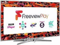 Panasonic Tx75fx750b Téléviseur Led Wifi Intelligent Hdk Play Avec Freeview De 75 Pouces