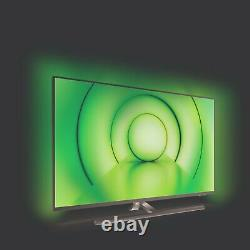 Philips 43pus8505 43 Pouces 4k Ultra Hd Smart Wifi Led Ambilight Tv Silver