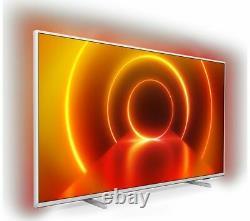 Philips 50pus7855 50 Pouces Tv Smart 4k Ultra Hd Ambilight Led Analogique &