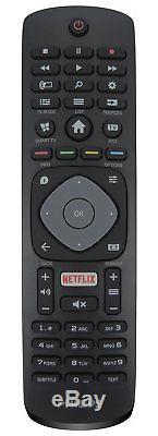 Philips 55pus6803 4k Ultra Hd Hdr Téléviseur À Led Amiblight Smart Wifi De 55 Pouces