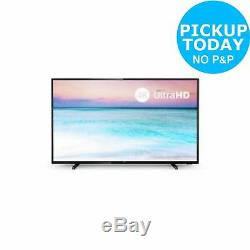 Philips 58 Pouces 58pus6504 4k Ultra Hd Hdr Tnt Smart Play Wifi Tv Led
