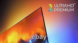 Philips 58pus8505 58 Pouces 4k Ultra Smart Hd Wifi Tv Led Argent