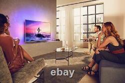 Philips 65 Pouces 65pus8505 Smart 4k Ultra Hd Led Tv Grey