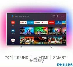 Philips 70pus7304 / 12 Ambilight Tv 70 Pouces 4k Ultra Hd Smart Tv (ex-écran)