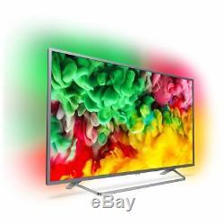 Philips Téléviseur 65pus6753 6753 Téléviseur 4k Ultra Hd A + Smart Led 3 Hdmi