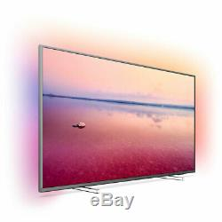 Philips Tpvision 43pus6754 43 Pouces Smart Tv 4k Ultra Hd Led Ambilight Freeview