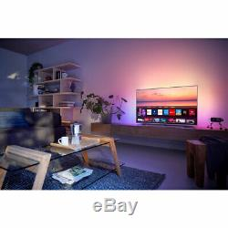 Philips Tpvision 50pus6814 50 Pouces Smart Tv 4k Ultra Hd Led Ambilight Freeview