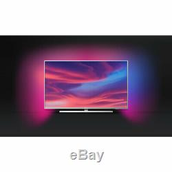 Philips Tpvision 50pus7334 50 Pouces Smart Tv 4k Ultra Hd Led Ambilight Freeview
