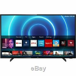 Philips Tpvision 50pus7505 50 Pouces Smart Tv 4k Ultra Hd Led Tnt Hd 3 Hdmi