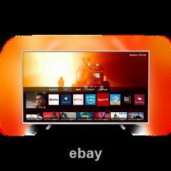 Philips Tpvision 50pus7855 50 Pouces Tv Smart 4k Ultra Hd Ambilight Led Analogique &