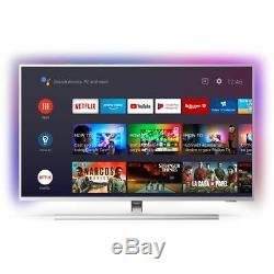 Philips Tpvision 50pus8535 50 Pouces Smart Tv 4k Ultra Hd Led Ambilight Freeview