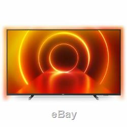 Philips Tpvision 65pus7805 65 Pouces Smart Tv 4k Ultra Hd Led Ambilight Freeview