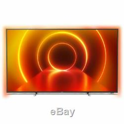 Philips Tpvision 75pus7805 75 Pouces Smart Tv 4k Ultra Hd Led Ambilight Freeview