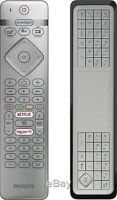 Réformé Philips 55 Pouces 55pus7334 Intelligent 4k Ultra Hd Hdr Ambilight Led Tv Au Royaume-uni