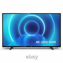 Réfriqué Philips 43 Pouces 43pus7505 Smart 4k Ultra Hd Led Tv Hdr 2020 Modèle
