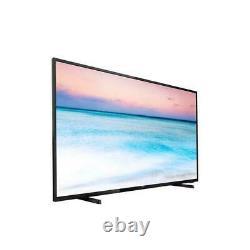 Remis À Neuf Philips 50 Pouces 50pus6504 Intelligent 4k Ultra Hd Hdr Led Tv (2019 Model)